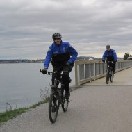 Bellingham police on bikes