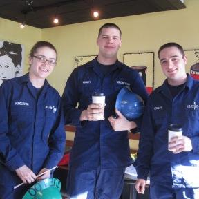 Coast guard guys