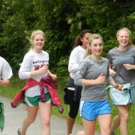 Bellingham High runners