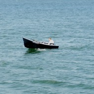 Boat in the Waves
