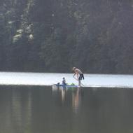 paddleboard on Padden