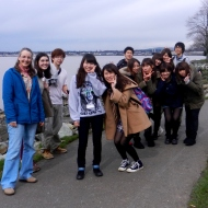 Exchange Students from Japan