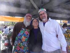 Dave, Mary Ann, and Carl