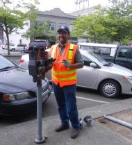 installing new meters