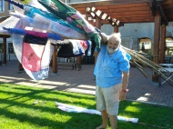Harold the banner-maker