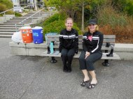 Amber and Holly of Bellingham Fit's Marathon Training Program