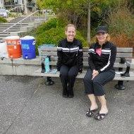 Amber and Holly of Bellingham Fit's Marathon Training Program