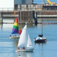 Bellingham Bay boats