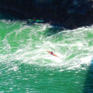 kayak in Deception Pass