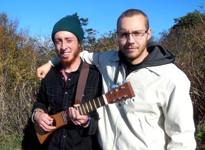 Joshua and Tim