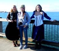 Kendall, Mac, and Elizabeth