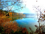 Misty Lake Padden (photo by Karen Molenaar Terrell)