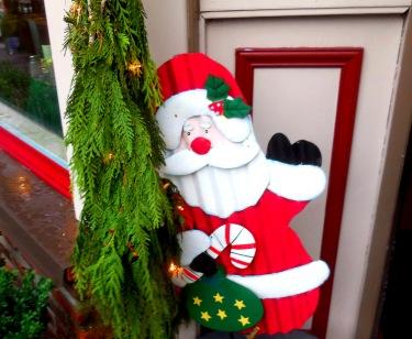 Skylark's Santa