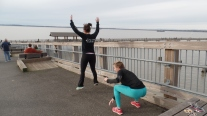 exercising in Bellingham