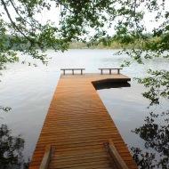 Dock at Lake Padden
