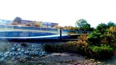 Rockies Train - photo by Karen Molenaar Terrell