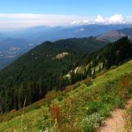 Sauk Mountain View