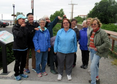 Newcomers Walking group