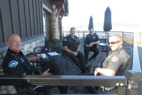 Bellingham Motorcycle Police