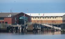 Alaskan Ferry Terminal