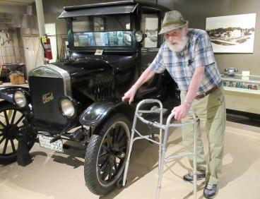 Dad first car