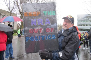 keep the nra out of politics march
