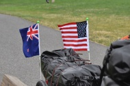 New Zealand and America